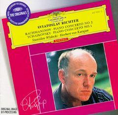 Sviatoslav Richter - Sergey Rachmaninov: Piano Concerto No. 2; Tchaikovsky: Piano Concerto No. 1
