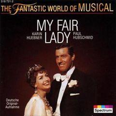 German Original Cast Recording - My Fair Lady [German Original Cast Recording]