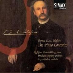 Einar Steen-Nökleberg - Thomas D.A. Tellefsen: The Piano Concertos