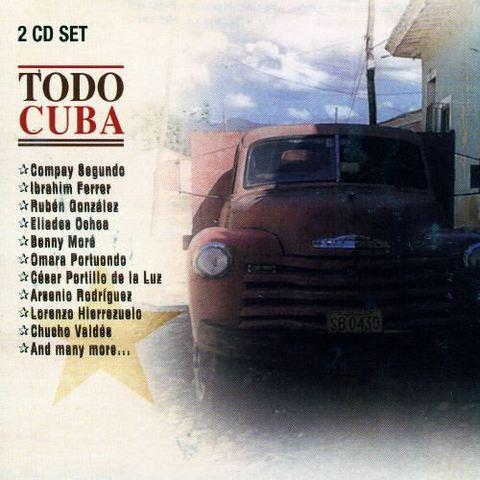 VARIOUS ARTISTS - Toda Cuba