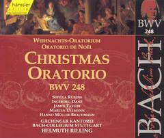 Helmuth Rilling - Bach: Christmas Oratorio