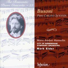 Marc-André Hamelin - Busoni: Piano Concerto, Op. 39