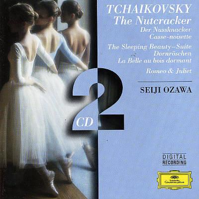 Tchaikovsky, P.I. - Tchaikovsky: Nutcracker; Sleeping Beauty; Romeo & Juliet [Germany]