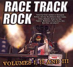 VARIOUS ARTISTS - Race Track Rock