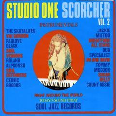 VARIOUS ARTISTS - Soul Jazz Presents Scorcher, Vol. 2