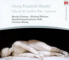 Handel, G.F. - Händel: Ode for St. Cecilia's Day