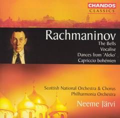 Neeme Järvi - Neeme Järvi Conducts Rachmaninov