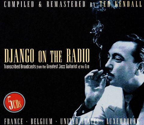 Django Reinhardt - Django on the Radio