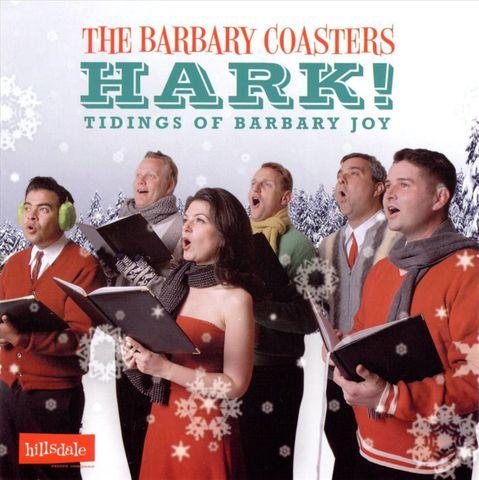 The Barbary Coasters - Hark! Tidings of Barbary Joy
