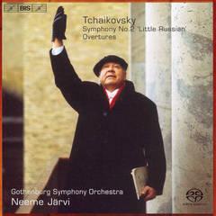 """Neeme Järvi - Tchaikovsky: Symphony No. 2 """"Little Russian""""; Overtures"""