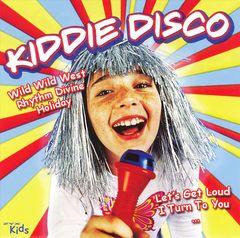 VARIOUS ARTISTS - Kinder Disco