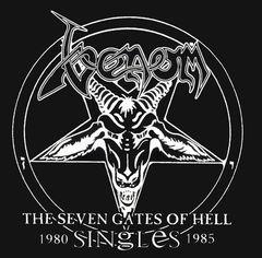Venom - The Seven Gates of Hell: Singles 1980-1985