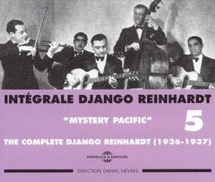 Django Reinhardt - Integrale Django Reinhardt, Vol. 5: 1936-1937