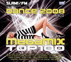 VARIOUS ARTISTS - Dance 2008 Megamix: Top 100