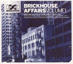 VARIOUS ARTISTS - Brickhouse Affairs, Vol. 1