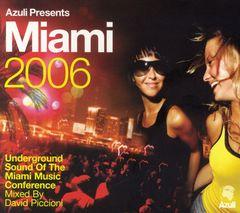VARIOUS ARTISTS - Azuli Presents Miami 2006
