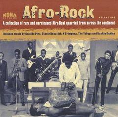 VARIOUS ARTISTS - Afro-Rock, Vol. 1