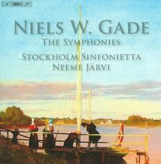 Neeme Järvi - Niels W. Gade: The Symphonies