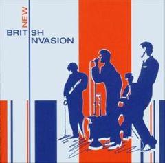 VARIOUS ARTISTS - New British Invasion
