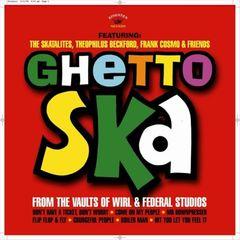 VARIOUS ARTISTS - Ghetto Ska