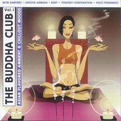 VARIOUS ARTISTS - Budda Club, Vol. 1