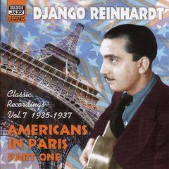 Django Reinhardt - Classic Recordings Vol. 7: 1935-1937 - Americans in Paris Pt 1