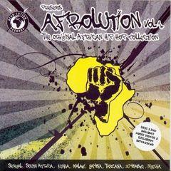VARIOUS ARTISTS - Afrolution, Vol. 1: The Original African Hip Hop Collection
