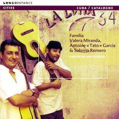 La Familia Valera Miranda - Cantos de Ida y Vuelta