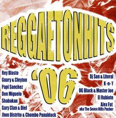 VARIOUS ARTISTS - Reggaetonhits 2006