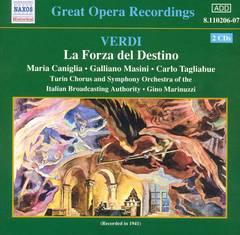 Verdi, G. - Verdi: La Forza del Destino