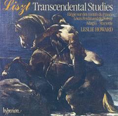 Leslie Howard - Liszt: Transcendental Studies