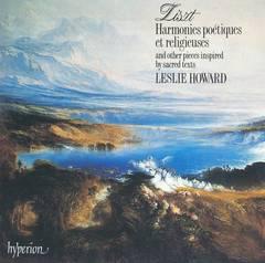 Leslie Howard - Liszt: Harmonies poétiques et religeuses