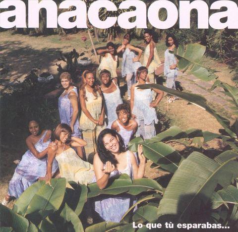 Anacaona - Lo Que Tu Esperabas