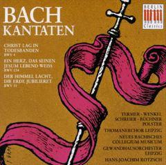 Bach, J.S. - Bach: Easter Cantatas