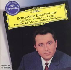 Beethoven, L. Van - Schumann: Dichterliebe, Schubert, Beethoven: Lieder