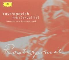 Mstislav Rostropovich - Rostropovich, Master Cellist