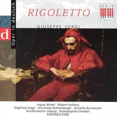 Verdi, G. - Rigoletto: Opernquerschnitt in deutscher Sprache