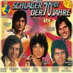 VARIOUS ARTISTS - The World of Schlager der 70er Jahre II