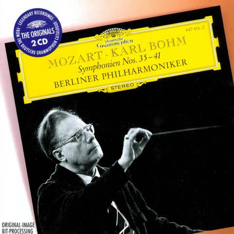 Karl Böhm - Mozart: Symphonien Nos. 35-41