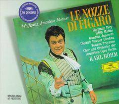 Karl Böhm - Mozart: Le Nozze Di Figaro
