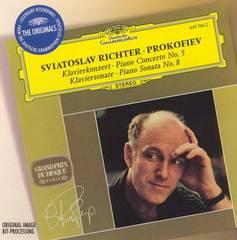 Sviatoslav Richter - Prokofiev: Piano Concerto No. 5; Piano Sonata No. 8