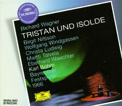 Karl Böhm - Tristan Und Isolde