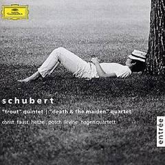 James Levine - Schubert: Trout Quintet; Death & the Maiden Quartet