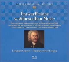 Bach, J.S. - Entwurff einer wohlbestallten Music