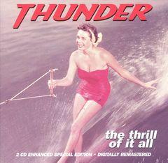 Thunder - Thrill of It All [UK Bonus Tracks]