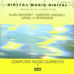 VARIOUS ARTISTS - Computer Music Currents, Vol. 1