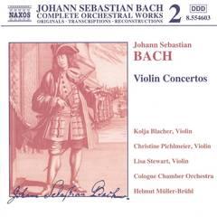 Bach, J.S. - Bach: Violin Concertos