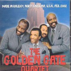 Golden Gate Quartet - Made in Raleigh February 2002