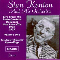 Stan Kenton & His Orchestra - Live at the Patio Gardens Ballroom, Vol. 1