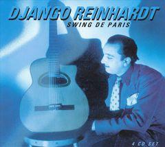 Django Reinhardt - Swing de Paris [Box Set]